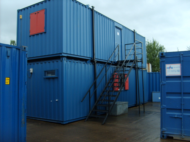 Portable Offices | CHS-Container: storage containers ...
